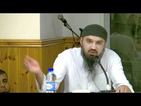 Ain't No Ghetto In Paradise - Ustadh Murtaza Khan