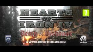 Hearts of Iron IV - Death or Dishonor Announcement Trailer