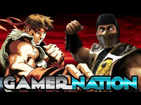 WHAT'S TO FIGHT ABOUT (Gamer Nation)