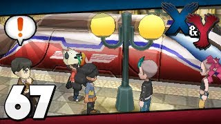 Pokémon X And Y Episode 67 Looker Chapter 3
