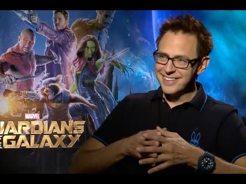 James Gunn says he had to fall in love with the 'Guardians' to do it justice
