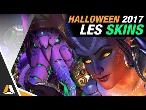 Nouveaux Skins pour Halloween ! ► Overwatch Event