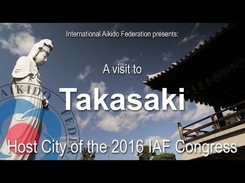 Presentation of Takasaki, host city of the upcoming 12th IAF Congress