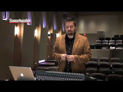 PreSonus StudioLive 24.4.2 In-depth Tour - Sweetwater