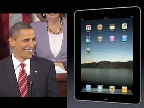 Obama: State of the iPad Address