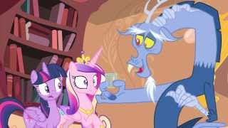 My Little Pony: Friendship Is Magic Glass Of Water