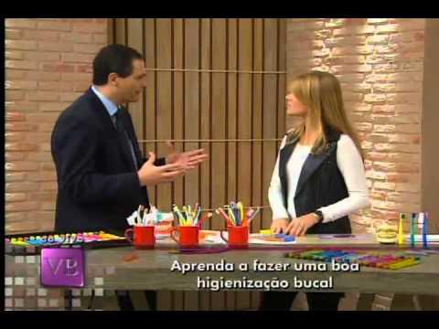 Aprenda a fazer uma boa higienização bucal - 20/07/2011