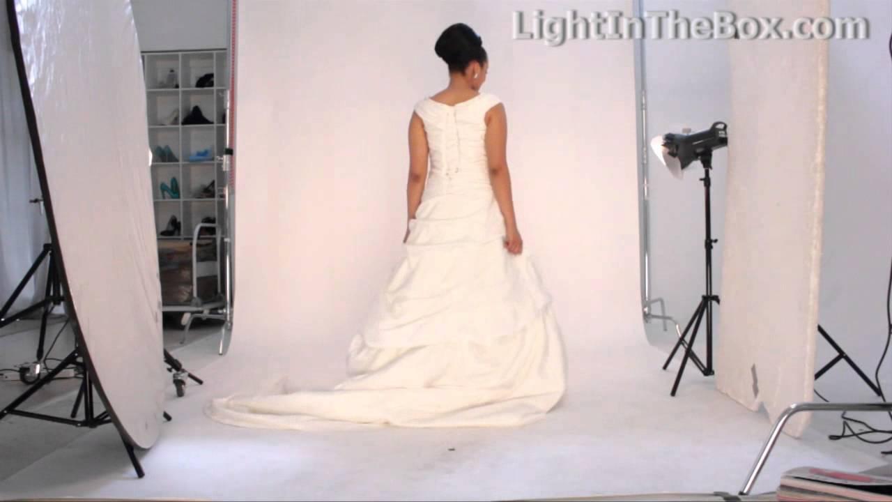 Lightinthebox   Wedding Dresses - YouTube