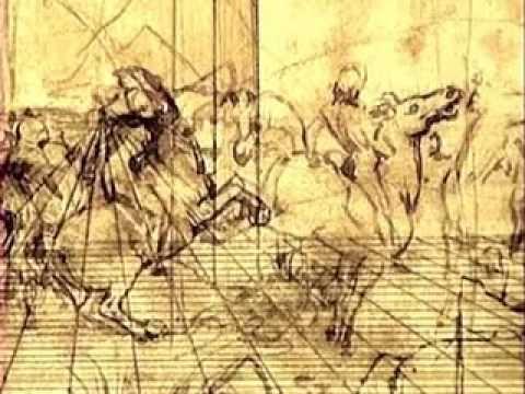 Leonardo da vinci film completo la vita di leonardo da for La vita di leonardo da vinci