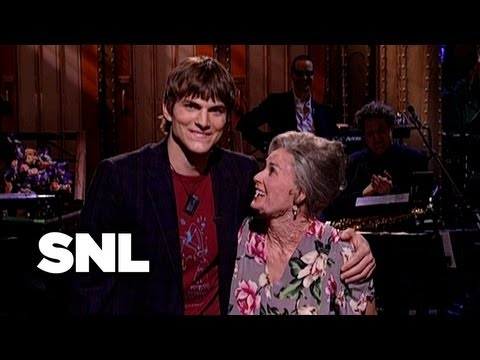 Ashton Kutcher Monologue: Demi Moore - Saturday Night Live