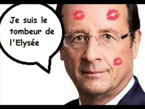 Parodie de l'infidélité François Hollande et Julie Gayet