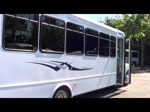 Northwest Bus Sales - NEW 2013 IC Starcraft 28 Passenger Rear Luggage Bus For Sale - S09006