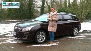 Chevrolet Cruze SW Estate 2013 Review CarBuyer
