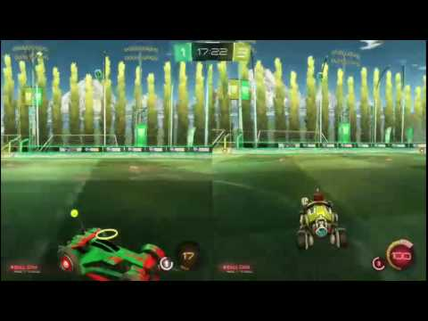 Rocket League gameplay #19