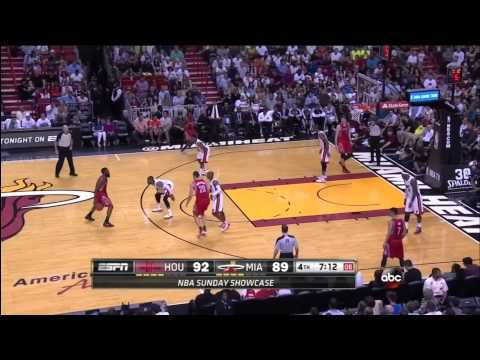March 17, 2014 - ABC - Game 64 Miami Heat Vs Houston Rockets - Win (45-19)(Heat Highlights)