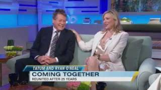 Tatum And Ryan O'Neal 'GMA' Interview: O'Neals Discuss