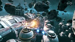 EVERSPACE - Alpha Gameplay Trailer
