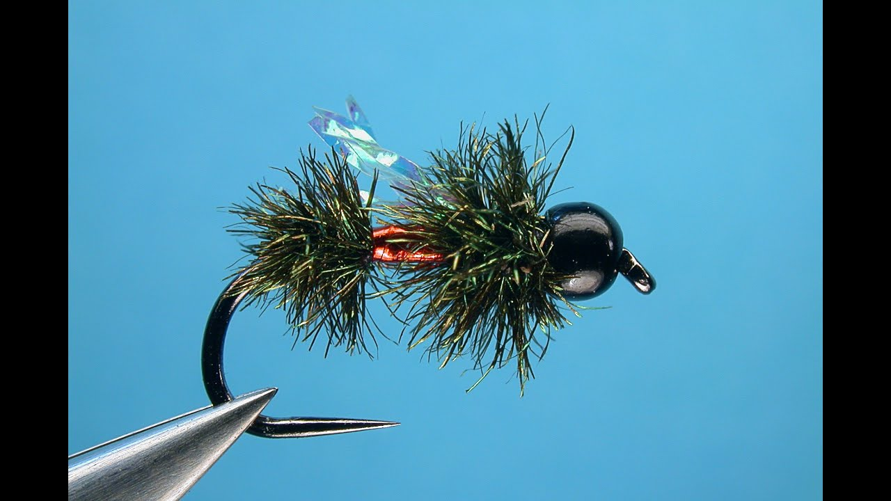 Royal Lightning Bug Tied By Hans Weilenmann YouTube