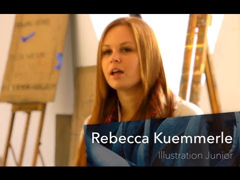 2014 Student Interview // Rebecca Kuemmerle