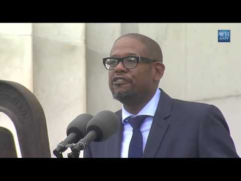 Forest Whitaker Speech At The 50th Anniversary of the March on Washington