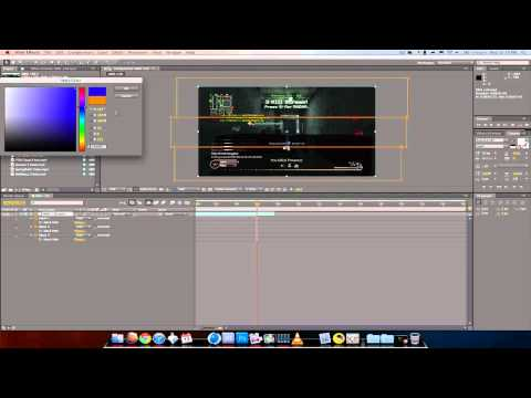 After Effects Masking Tutorial