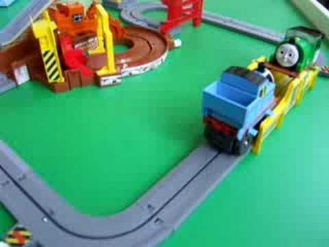 Thomas Big Loader Set