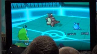 Pokémon VGC 2014 UK Nationals Masters Finals Arbol