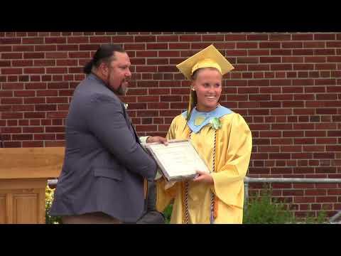 NACS Graduation  6-25-21