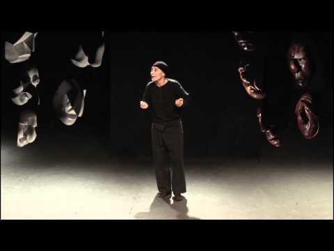 el ACTOR y la MASCARA - demostración pedagógica completa