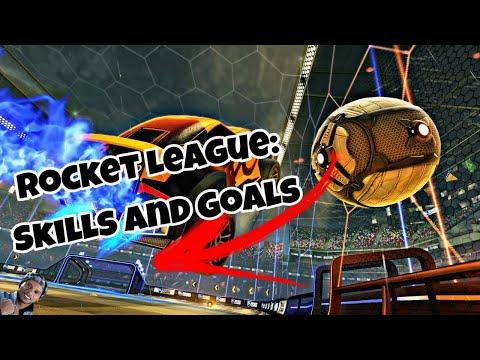 ROCKET LEAGUE: skills and goals