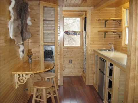 Ericks Cabin On Wheels YouTube