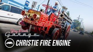 1911 Christie Fire Engine - Jay Leno's Garage. Watch online.