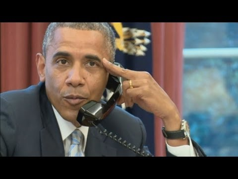 "Obama calls members of US World Cup team and says ""you guys did us proud"""