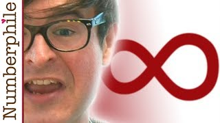Infinity Paradoxes: Numberphile