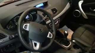 Interior Renault Megane 3 2014 Precio Caracteristicas