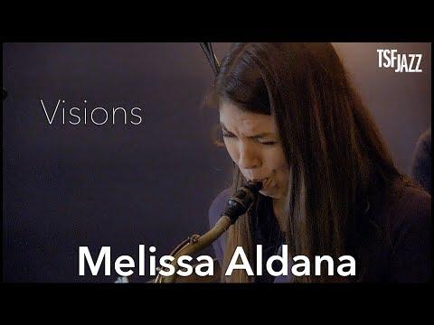 Melissa Aldana sur TSFJAZZ !