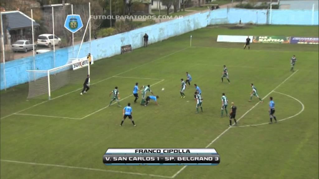 Villa San Carlos 1-3 Sarmiento Junin