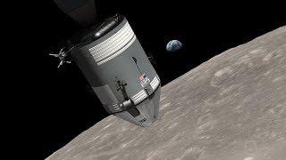 NASA Earthrise: The 45th Anniversary