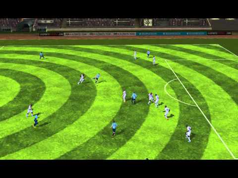 FIFA 14 Android - inianforjoy VS Bordeaux