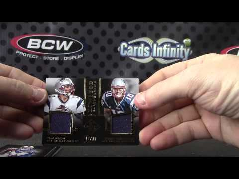 Hai's 2014 Limited Football 4 Box Break