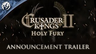Crusader Kings II - Holy Fury Bejelentés Trailer