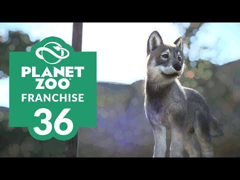 PLANET ZOO | EP. 36 - PAWS FOR MANAGEMENT (Franchise Mode Lets Play)