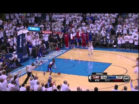 How Chris Paul Choked, Or The Refs Were A Joke: Thunder vs Clippers Game 5