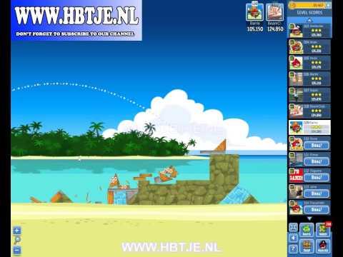 Angry Birds Friends Tournament Week 65 Level 4 high score 128k (tournament 4)