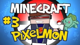PIXELMON - Part 3: Andre Returns!