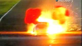 Destroyed In Seconds- Stock Car Crash