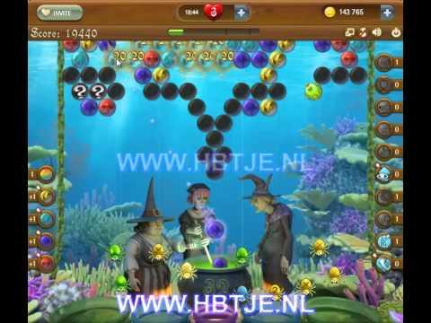 Bubble Witch Saga level 156