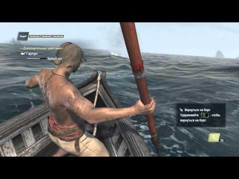 Săn cá voi trắng trong Assassin's Creed IV