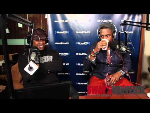 Bill Bellamy Makes Sway in the Morning Laugh, Brings Up Kanye Interview & Introduces Regalia Vodka