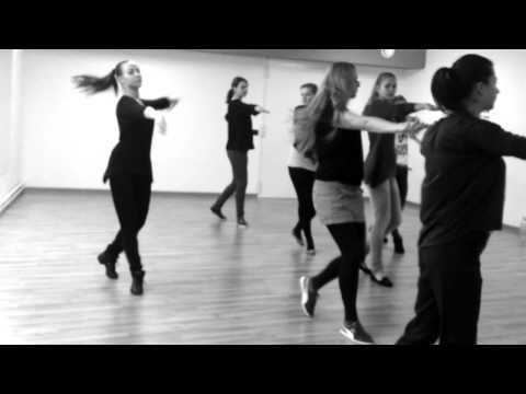 Solo Latino šokių pamokos